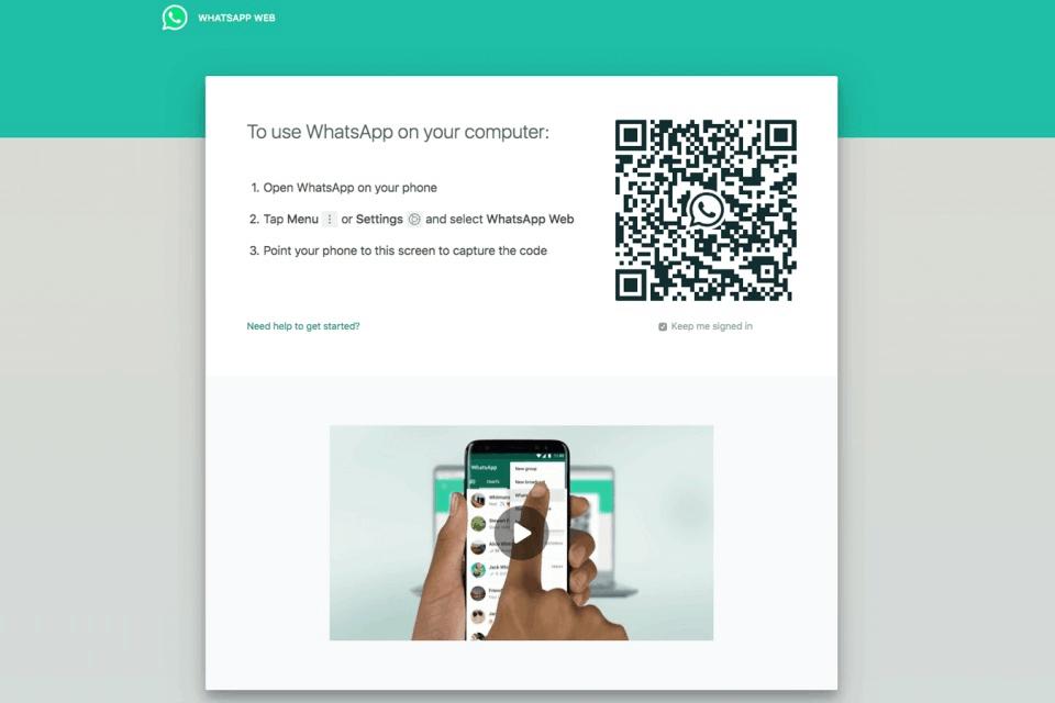 Como usar WhatsApp no PC: passo a passo (Atualizado 2021) 4