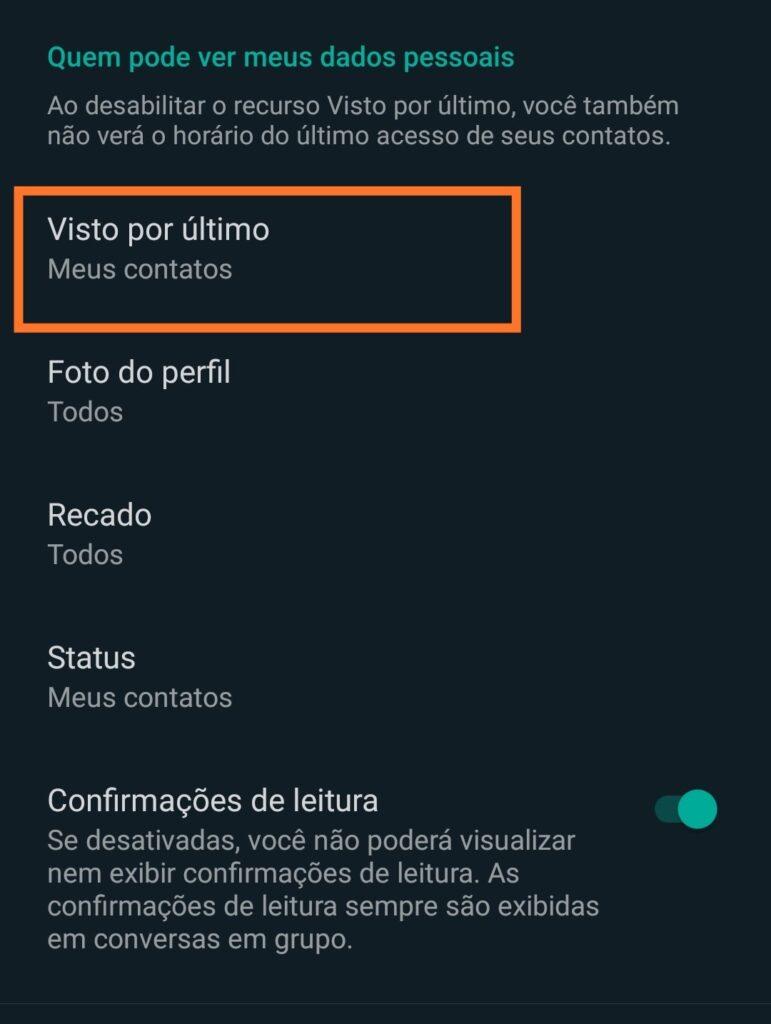 Como deixar o whatsapp offline [Atualizado 2021] 4