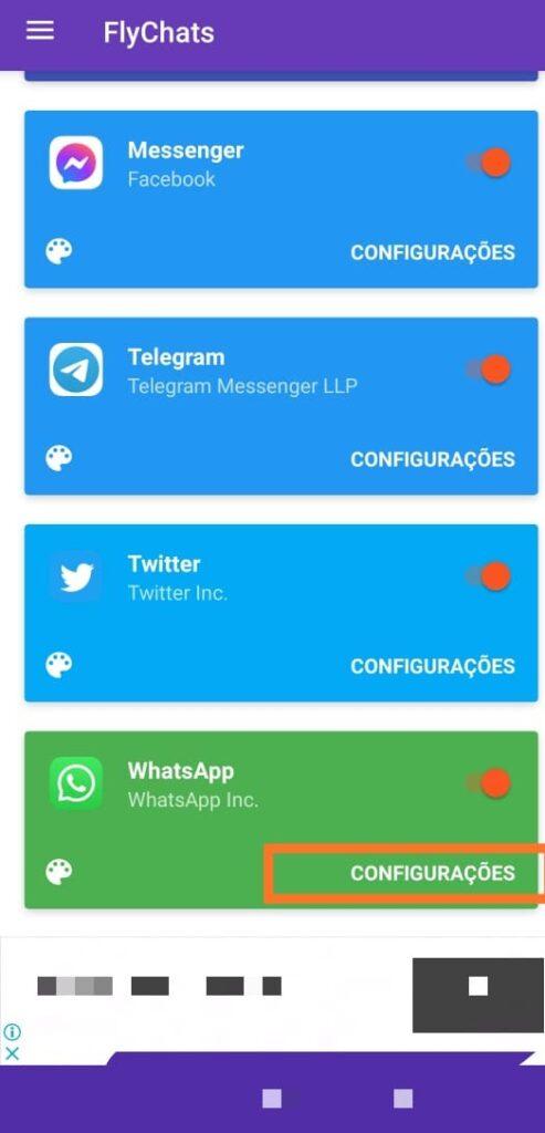 Como deixar o whatsapp offline