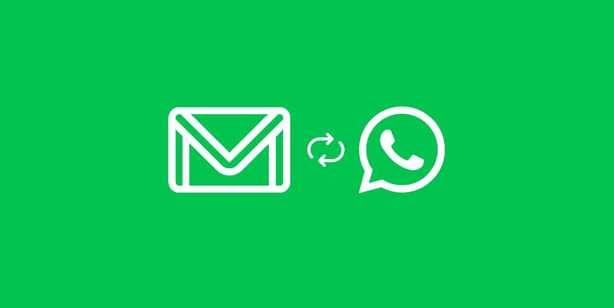 Como Sincronizar Contatos Do Gmail No WhatsApp? [Passo a Passo 2021] 1